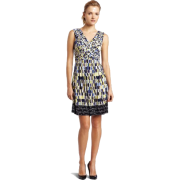 Maxandcleo Womens Bordered Jersey Dress - Dresses - $138.00