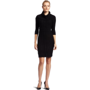 Maxandcleo Womens Cowl Neck Sweater Dress - Dresses - $43.70