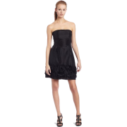 Maxandcleo Women's Strapless Pleated Dress - Dresses - $42.15