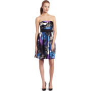 Maxandcleo Women's Strapless Printed Michelle Dress - Dresses - $105.13