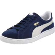 Men's Suede Sneaker - Sneakers - $24.00