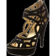Nine West Women's Knot Sandal - Platforms - $99.00
