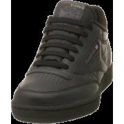 Reebok Men's Club C Sneaker Black/Charcoal - Sneakers - $43.79