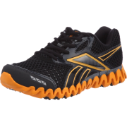 Reebok Men's Premier ZigFly Running Shoe Black / Gravel / Light / Silver - Sneakers - $59.99