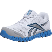 Reebok Men's Premier ZigFly Running Shoe Blue White - Sneakers - $59.99