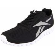 Reebok Men's Realflex Runner Running Shoe Black/Carbon/White - Sneakers - $69.99