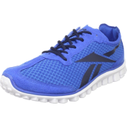 Reebok Men's Realflex Runner Running Shoe Blue/Navy/White - Sneakers - $69.99