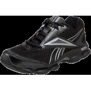Reebok Women's Runtone Action Running Shoe Black/Pure Silver - Sneakers - $49.99