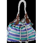 Rip Curl Beach Chic Juniors Tote Bag - Deep Amparo - Bag -