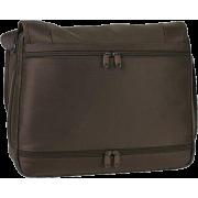 Samsonite Pro-DLX Laptop Messenger Bag (Tabacco) - Travel bags - $299.99