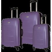 Samsonite Winfield 3-Piece Spinner Luggage Set-Plum - Travel bags - $1,000.00