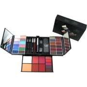 Shany Makeup Kit with Red Case, 2010 Collection, Foldable, 3.26 Ounce - Cosmetics - $19.99