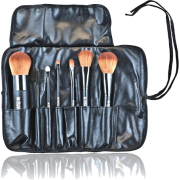Shany Studio Quality Cosmetic Brush Set, Mink Hair with A Huge Kabuki, 13-Ounce - Cosmetics - $25.00