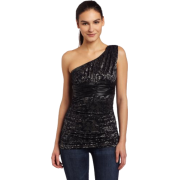 Sky Womens Clika Lace One Shoulder Top - Top - $45.64