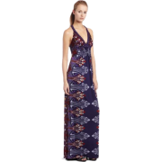 Sky Women's Greenleaf Printed Maxi Dress - Dresses - $135.58