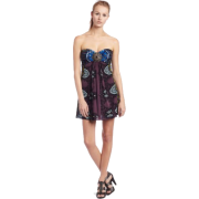 Sky Women's Meryl Printed Mini Tube Dress - Dresses - $73.30