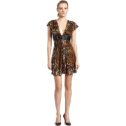 Sky Womens Onafre Silk Printed Mini Dress - Dresses - $70.27  ~ £53.41
