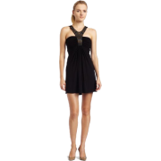 Sky Womens Ronan Halter Mini Dress - Dresses - $40.42