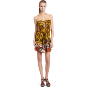 Sky Women's Simonton Printed Mini Tube Dress - Dresses - $76.11