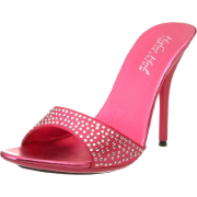 The Highest Heel Women's Barbie Slide Sandal - Sandálias - $52.59  ~ 45.17€