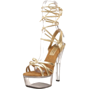 The Highest Heel Women's Tess Platform Sandal - Platforms - $19.55