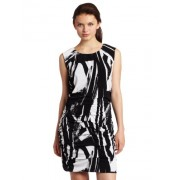 Tiana B Women's Abstract Printed Dress - Dresses - $47.20