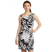 Tiana B Women's Palm Tree Printed Dress - Dresses - $47.99