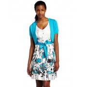 Tiana B Women's The Emma Burn Out Dress - Haljine - $54.99  ~ 47.23€