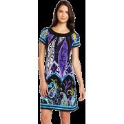 Tiana B Women's Tribal Printed Dress - Dresses - $32.99