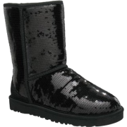 UGG Australia Women's Classic Sparkle Short Boots Footwear - Boots - $167.00