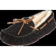 UGG Australia Women's Dakota Slippers Footwear Black - Moccasins - $80.99
