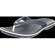 crocs Unisex Classic Clog Navy - Thongs - $14.89