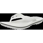 crocs Unisex Classic Clog White - Thongs - $14.89