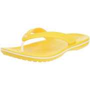 crocs Unisex Classic Clog Yellow - Thongs - $14.89