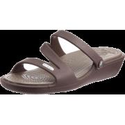 crocs Women's Patricia Sandal - Sandals - $23.97