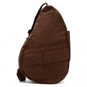 AmeriBag Healthy Back Bag tote EVO Distressed Nylon Small Brown - Shoes - $55.00