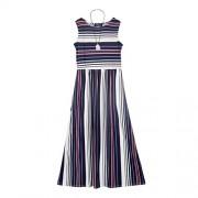 Amy Byer Girls' Big High-Waisted Maxi Dress - Dresses - $15.81