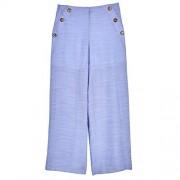 Amy Byer Girls' Big High Waisted Pants - Pants - $24.49