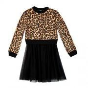 Amy Byer Girls' Big Sweatshirt Tutu Dress - Dresses - $32.94