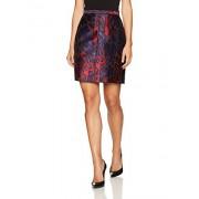 Anne Klein Women's Animal Jacquard Pencil Skirt - Skirts - $34.93