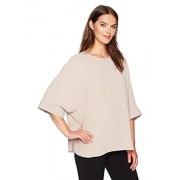 Anne Klein Women's Crew Neck Blouse - Shirts - $48.22