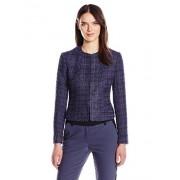 Anne Klein Women's Fancy Tweed Jacket - Outerwear - $139.00