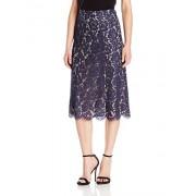 Anne Klein Women's Lace Midi Skirt - Skirts - $29.95