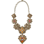 Anthropologie necklace - Colares -