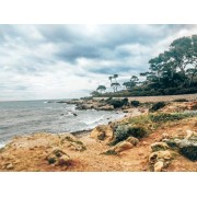 Antibes France coast - Natural -