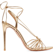 Aquazzura Strappy Heels - Sandale -