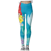 Ariel   Make Time For Buddies Leggings - Leggings - $71.20