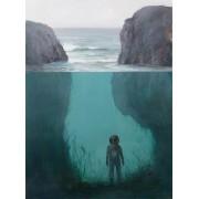 Art seascape surreal - Tła -