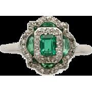 ArtDeco ring Bentley and skinner - Anelli -