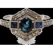 Art deco style ring - Кольца -